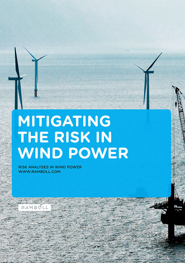 Mitigating the risk in wind power