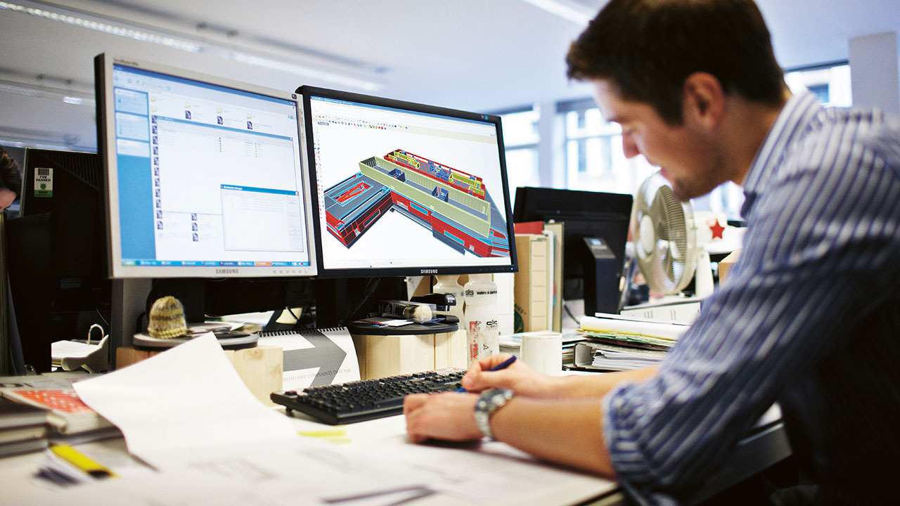 Digital Design And Bim Ramboll Middle East And Asia