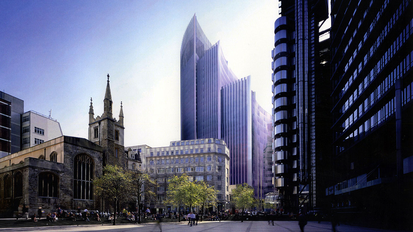 51 Lime Street (Willis Building)