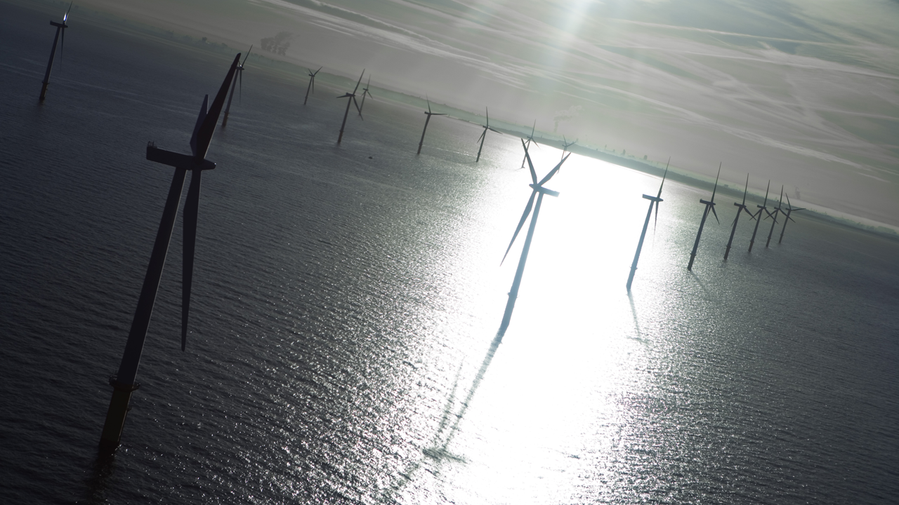 Burbo Offshore Windfarm