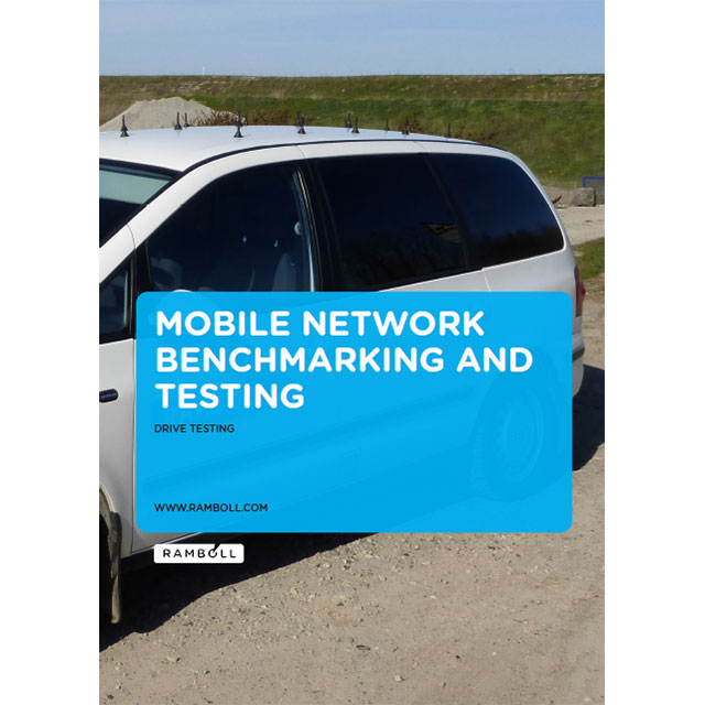 Mobile network benchmarking and testing