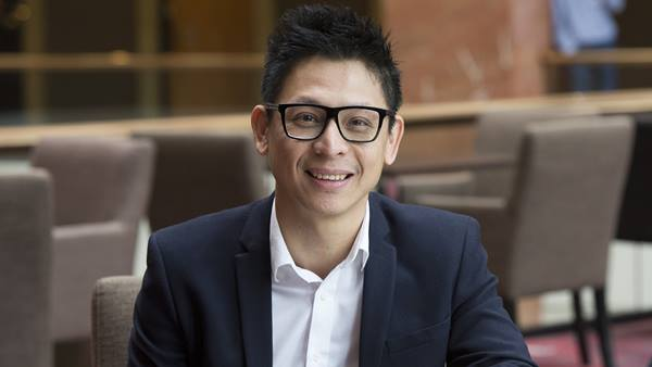 Andre Soh, Ramboll's Buildings Director ASEAN