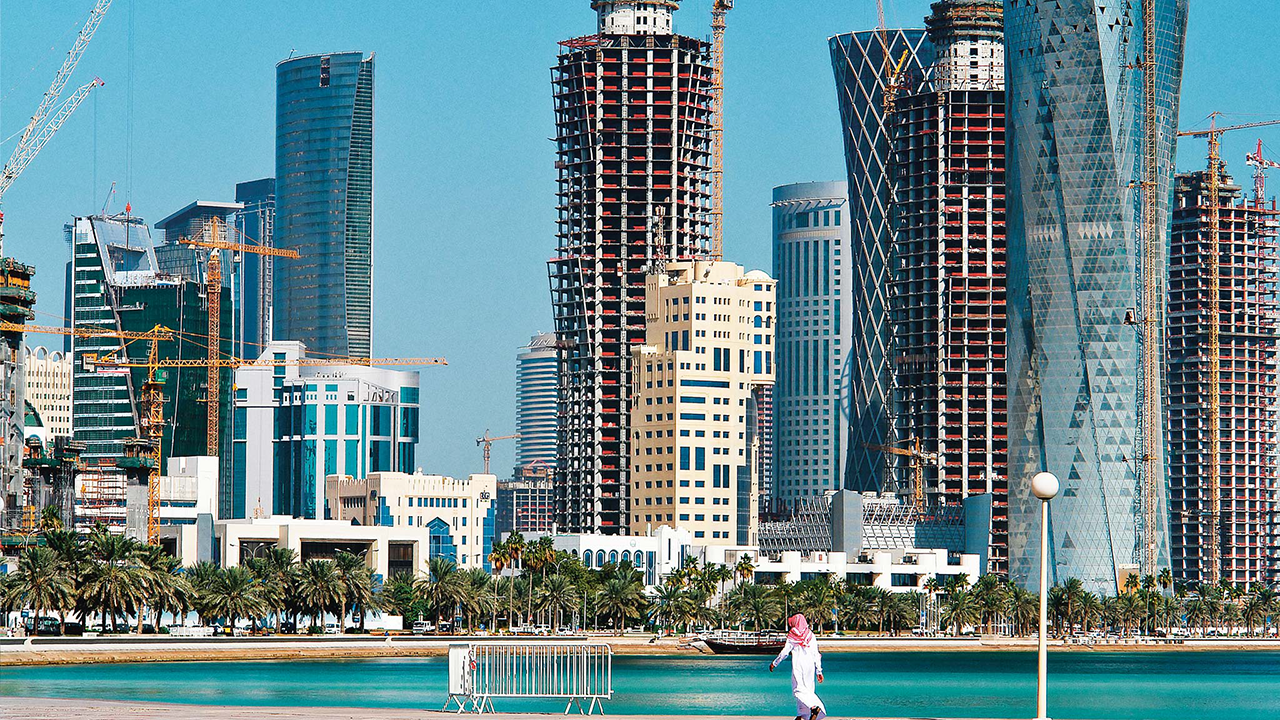Office relocation in Doha - Ramboll Middle East and Asia