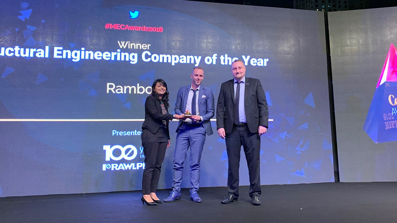 Home Ramboll Middle East And Asia Piping Layout Design Book Wins Structural Engineering Company Of The Year