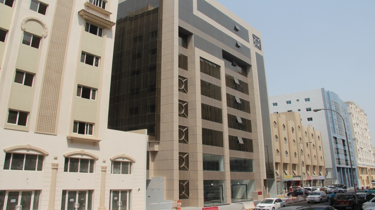 Ramboll Doha Office