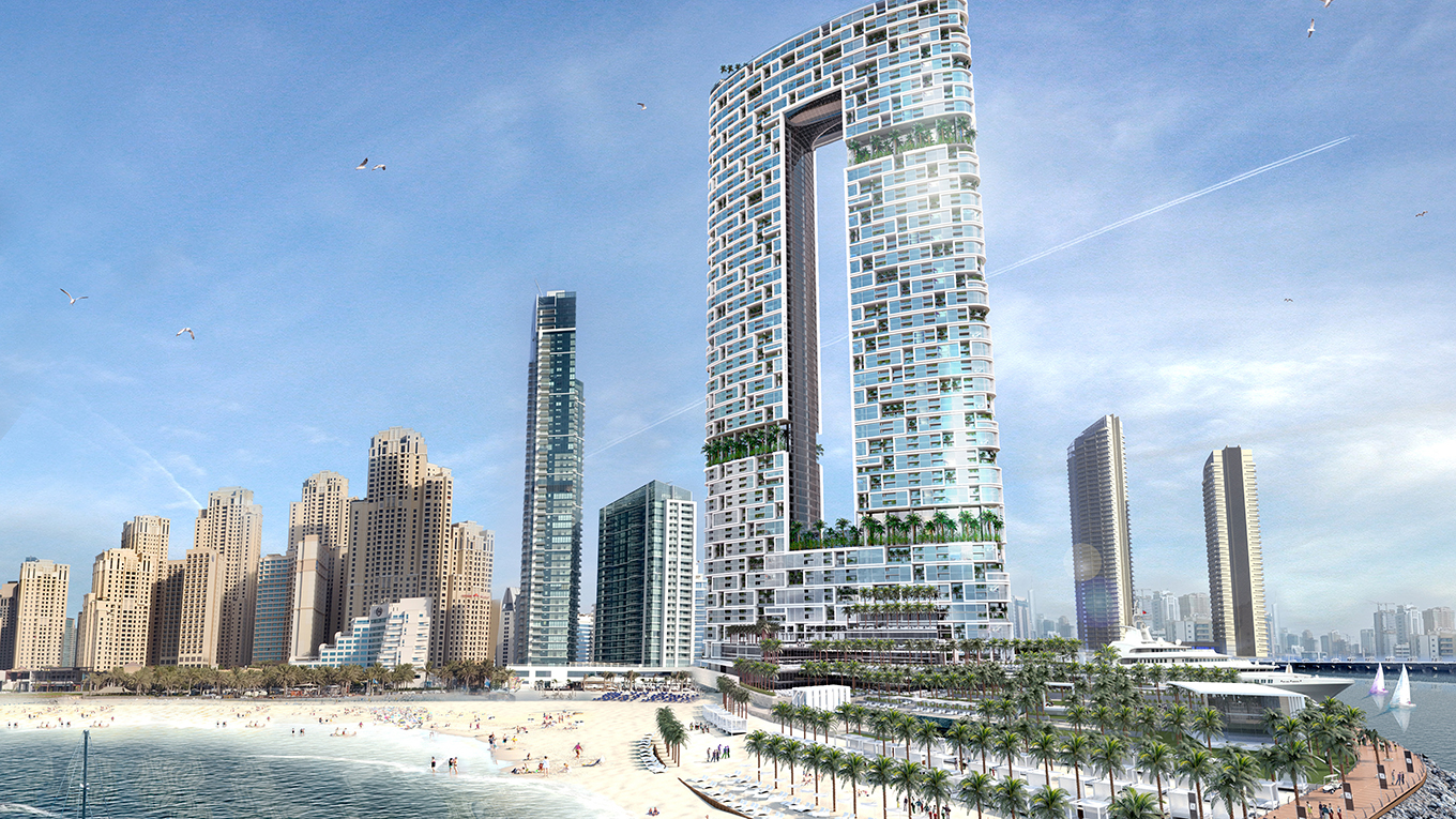 Jumeirah Gate Ramboll Middle East And Asia