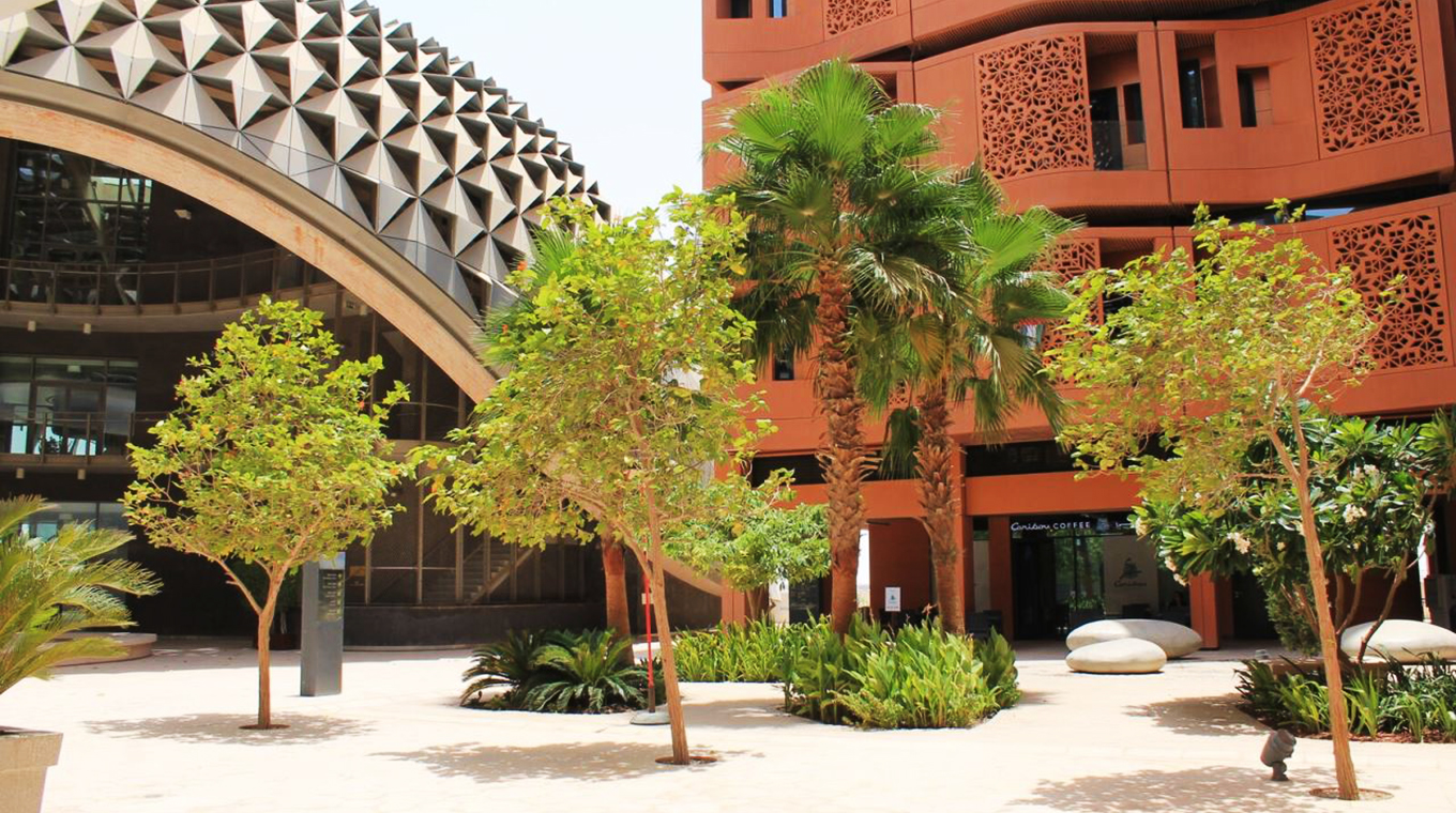 Masdar City: Constructing the world's most sustainable community