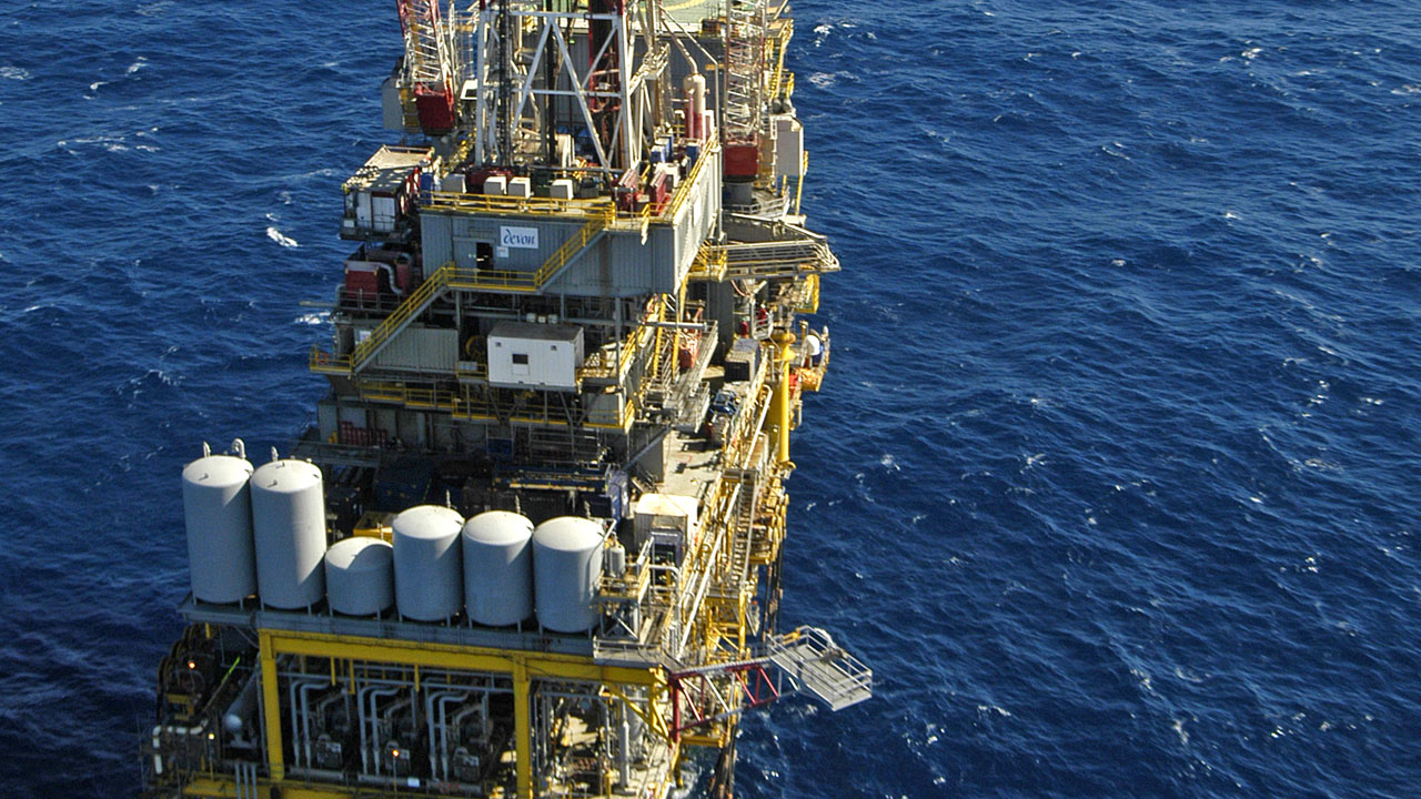 The Polvo FPSO which services the Polvo Field