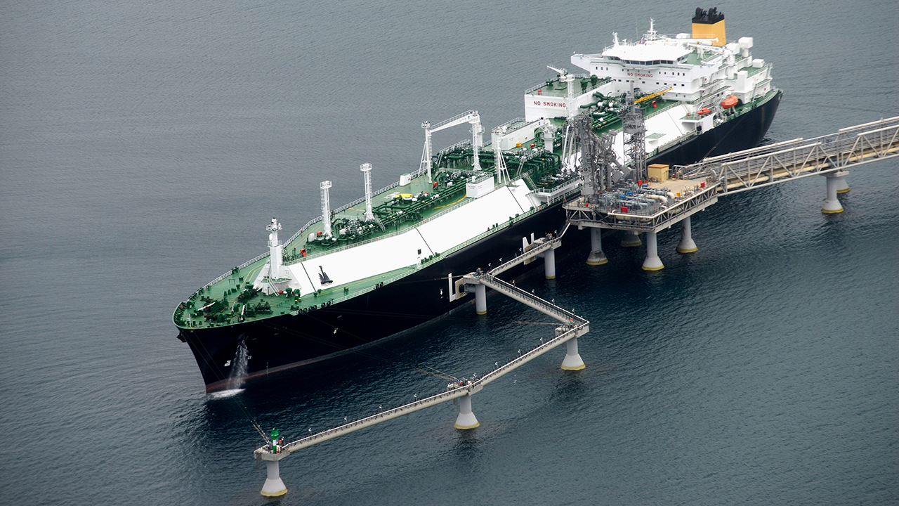 Ramboll's LNG expertise also includes economic market studies, technical concepts for import of LNG and layout studies