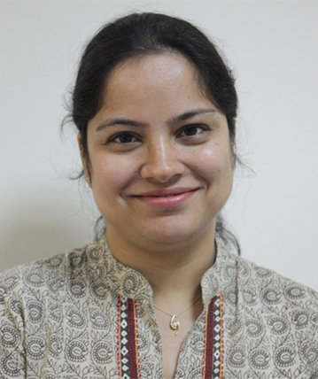 Lead Electrical Engineer, Vineeta Arora