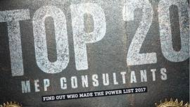 Ramboll has been recognised as one of the top performing MEP Consultants in the Middle East.